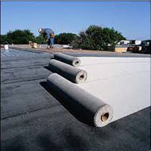 Bitumen felt flat roofing at Nelson Roofing