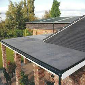 Felt flat roofs at Nelson Roofing