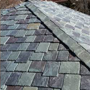 Slate roofs at Nelson Roofing