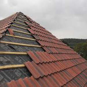 Tiled roofs in Scotland at Nelson Roofing