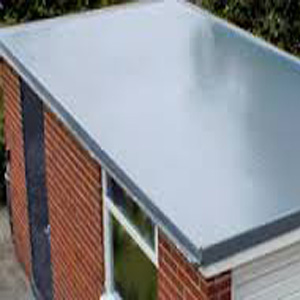 Fibreglass roofing at Nelson Roofing
