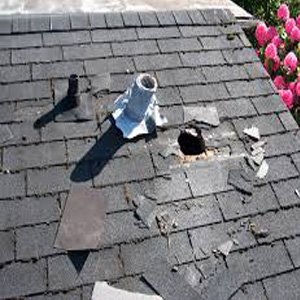 Roof repairs at Nelson Roofing